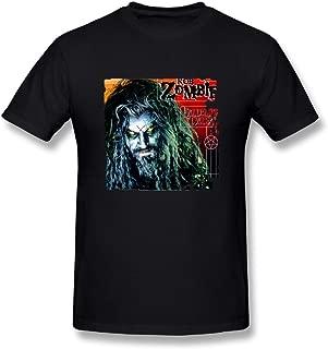Matta Rob Zombie Men's T-Shirt Black