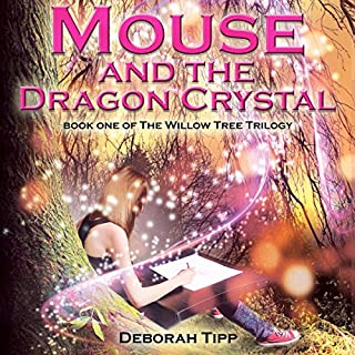 Mouse and the Dragon Crystal audiobook cover art