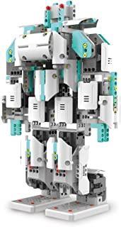 UBTECH JIMU Robot Inventor Kit - App Enabled Stem Learning Robotic Building Block Kit (2016)