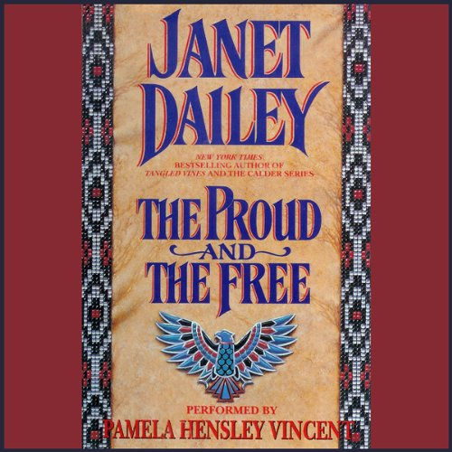 The Proud and the Free audiobook cover art