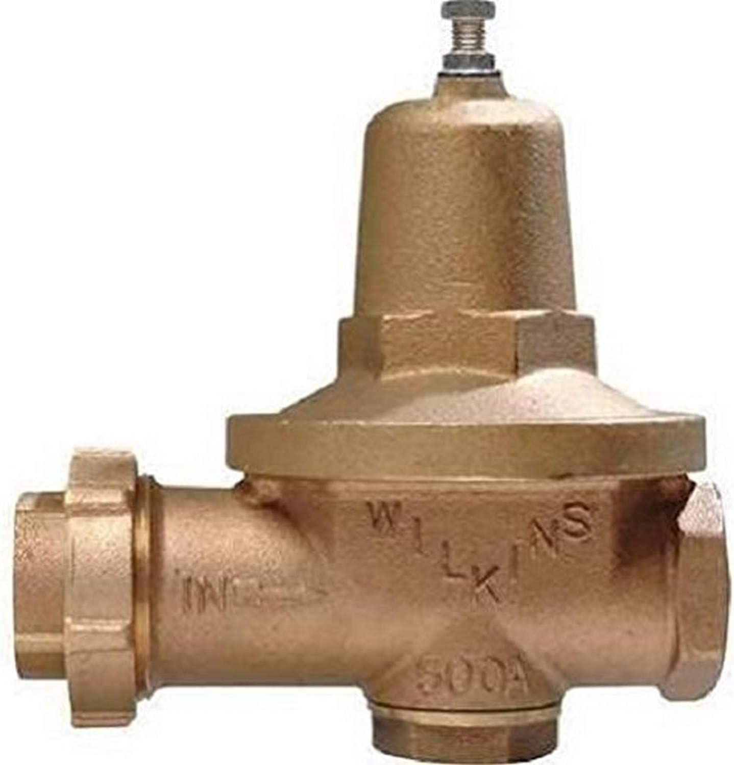 Limited time cheap sale Wilkins 114-500XLHR FNPT Union x High P Max 58% OFF PSI Pressure 75-125