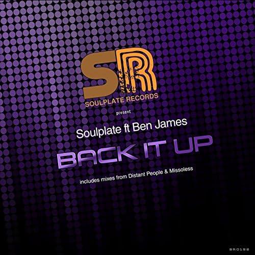 Soulplate feat. Ben James