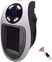 CZLZ Mini Calefactor Eléctrico Portátil Calefactor Baño, 3 Segundos Calentamiento Rápido para Cuarto/Baño/Oficina