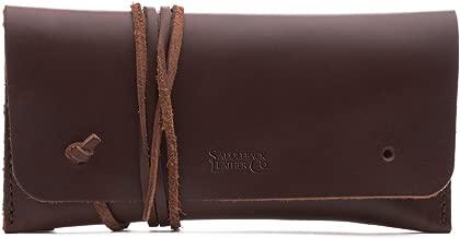 Saddleback Leather Co. Pen/Pencil Case Multipurpose Bag Includes 100 Year Warranty