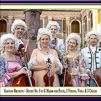 Brunetti: Sextet in G Major, Op. 1 No. 5 (Live)