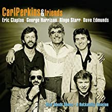 carl perkins and friends cd