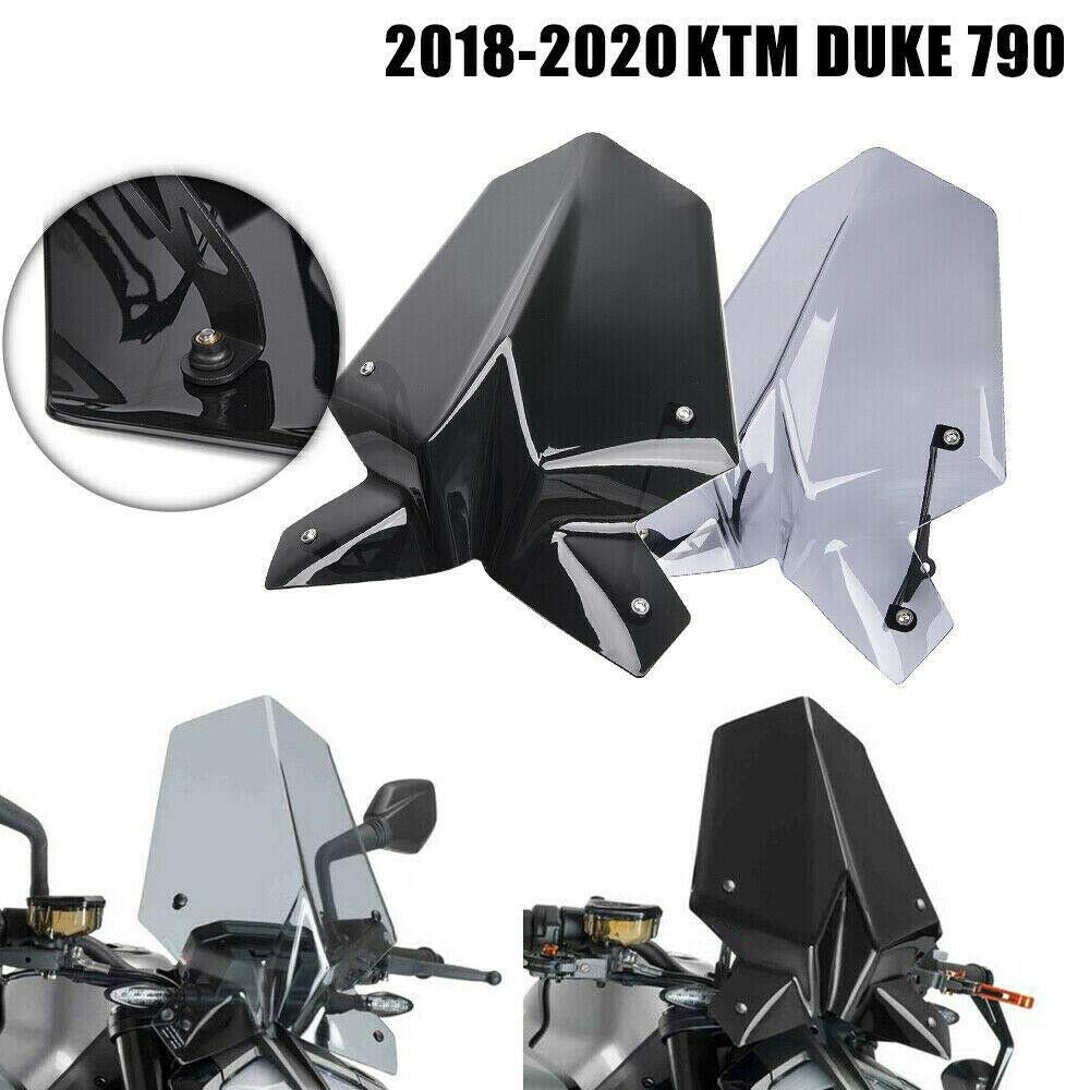 64108908033 NEW KTM POWER PART 2018-2019 790 DUKE TOURING WINDSCREEN