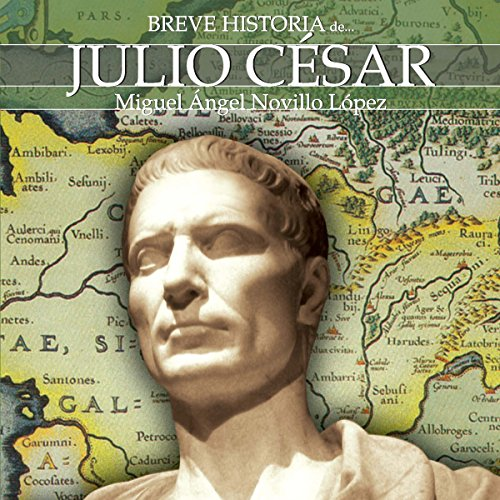 Breve historia de Julio César audiobook cover art