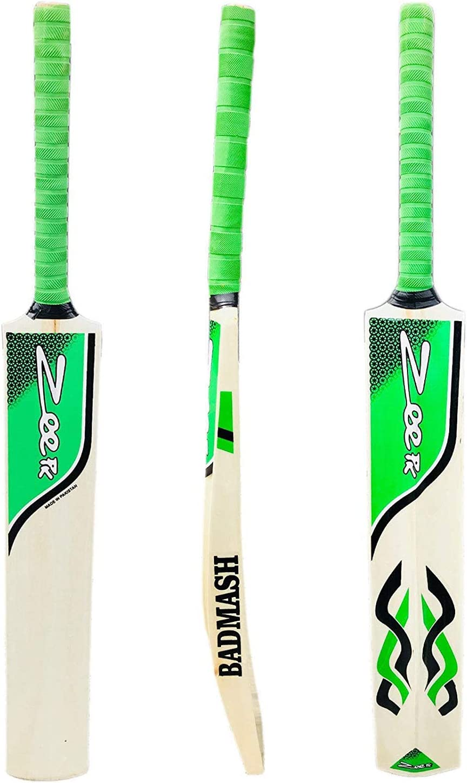 Zeepk Tennis Tape Ball Cricket Bat Kashmir Portland Mall Ranking TOP3 Made Size Full Hand W