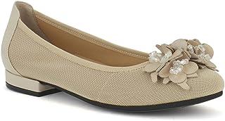 David Tate Womens Magnetic Fabric Closed Toe Casual Slide Sandals