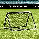 RapidFire RF150 Rebounder [Multi-Sport] – Double Sided Portable Rebound Net