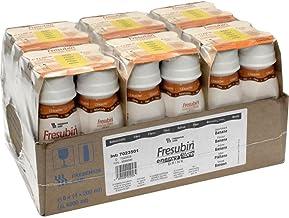 Fresenius Kabi FRESUBIN Energy Fibre Drink Banana Water Bottle 6A x 200A ml 1er Pack 1A x 5 5A Kg X 4 Estimated Price : £ 54,52