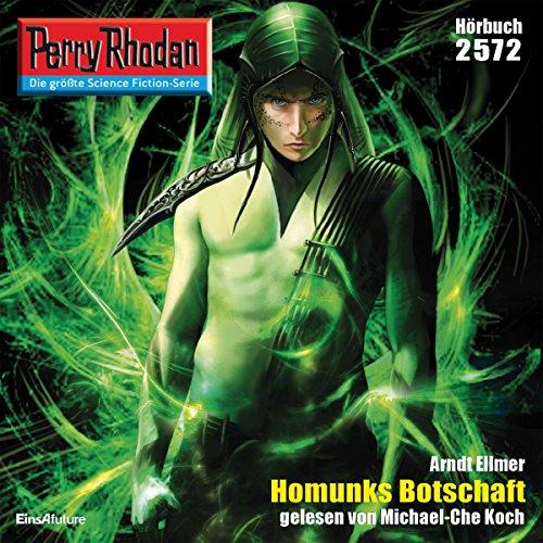 Homunks Botschaft audiobook cover art
