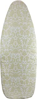 Homz 1950073 Ultimate Replacement Cover and Pad for Wide Width Ironing Board, 18
