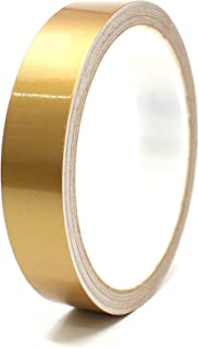 Oracal Vinyl Stripe Tape 751 Pinstripes Striping Sticker 33ft (Gold Gloss, 0,472