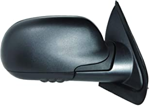Depo 335-5410R3MF Texture Black Passenger Side Manual Mirror