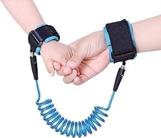 سوار معصم لحماية الاطفال من الضياع اثناء المشي من سوفت بيبي حزام معصم مزود بحبل حزام يد للصغار والاطفال