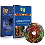 Bike-O-Vision - Virtual Cycling Journey - Sequoia & Kings Canyon National Parks - Perfect for Indoor Cycling and Treadmill Workouts - Cardio Fitness Video (Widescreen DVD #1)