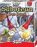 """AMIGO 05943 - """"Saboteur - Das Duell Kartenspiel"""