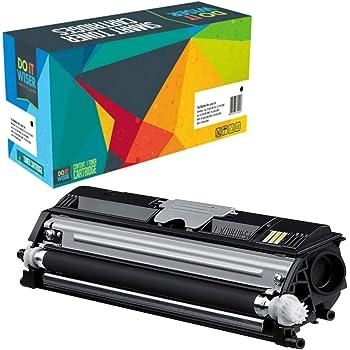 A0V30CF C,M,Y,K,4 Pack A0V30HF USA Advantage Compatible Toner Cartridge Replacement for Konica Minolta A0V301F A0V306F
