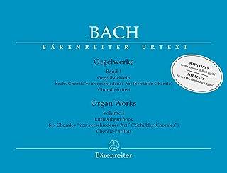 Johann Sebastian Bach-Organ Works Volume 1-Instrumental Album