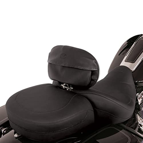 Mustang Motorcycle Seat with Backrest: Amazon com