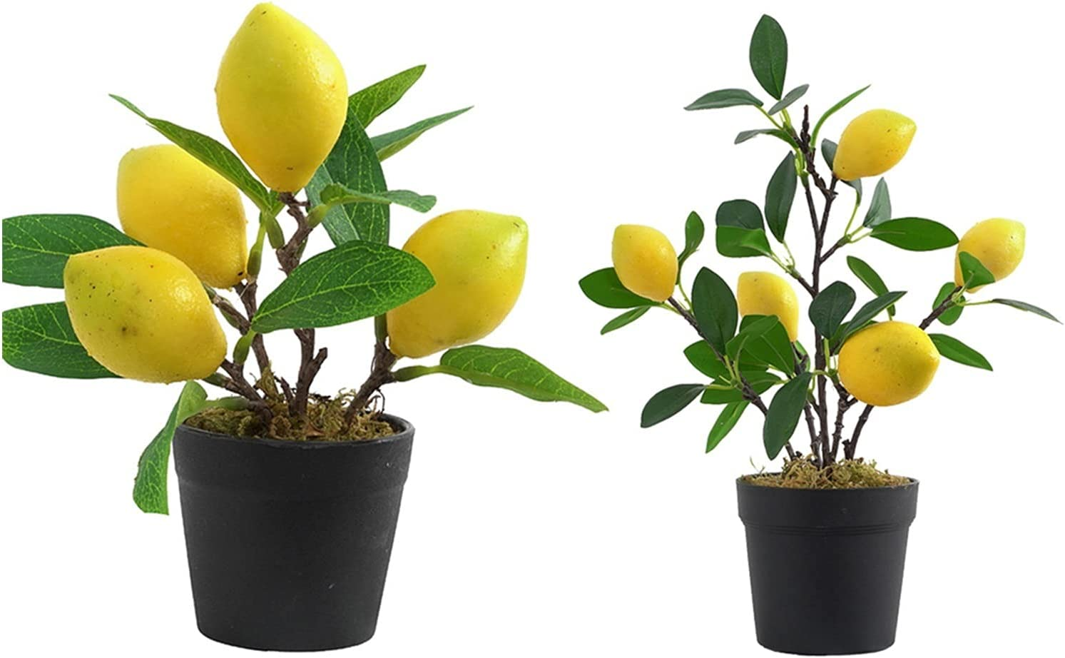 JSJJEDC Artificial Max 79% low-pricing OFF Fruit Fruits Tree Simulated Lemon