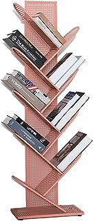Bibliothèque Cuisine & Maison Rack Support de Plancher Multicouche en Forme d'arbre d'étudiant Multicouche en Fer forgé en...