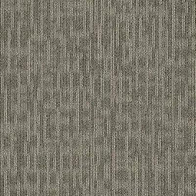 "Shaw Genius Carpet Tile Masterful 24"" x 24"" Builder(80 sq ft/ctn) - 1 Box"