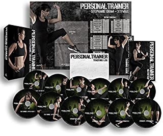Personal Trainer: 90 Day Workout Program 12 Exercise...