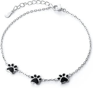 S925 Sterling Silver Jewelry Link Charm Bracelets for her women girl