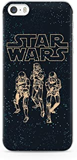 ERT GroupSWPCSW1828 Cubierta del Teléfono Móvil, Star Wars 005 iPhone 5/5S/SE