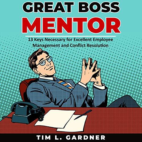 Page de couverture de Great Boss Mentor
