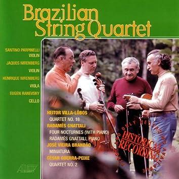 Brazilian String Quartet