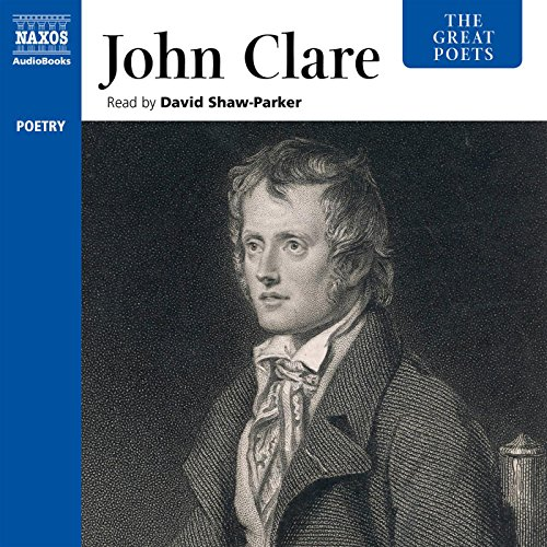 The Great Poets: John Clare audiobook cover art
