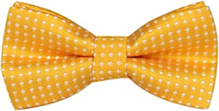 Ainow Boy's Children Solid Color Satin Bow Ties/Bowties