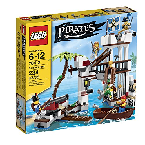 LEGO Pirates Soldiers Fort 70412 by LEGO