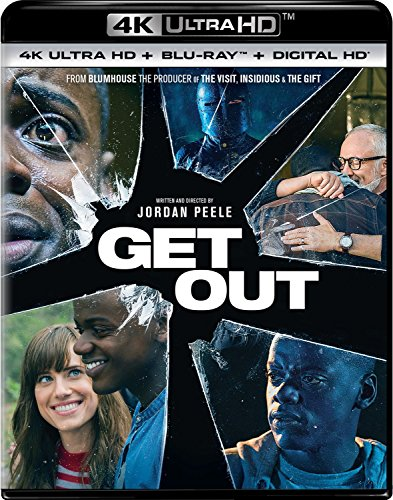 Get Out 4K Ultra HD + Blu-ray + Digital