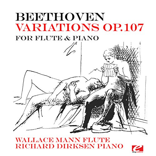 Ten National Airs with variations for flute and piano, Op. 107: II. Air écossais: