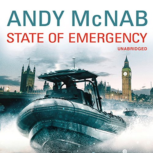 State of Emergency audiobook cover art