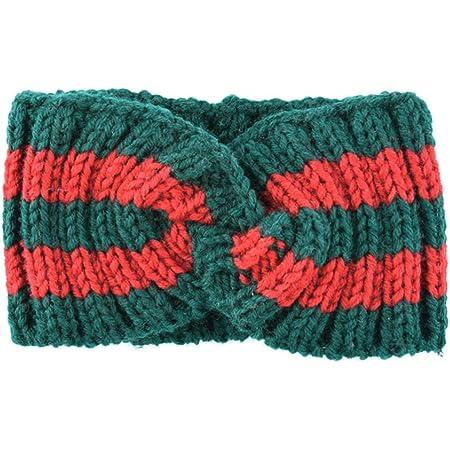 Green chunky braided headband chunky knit ear warmer green headband    THE BARKELY braided ear warmer cable knit headband