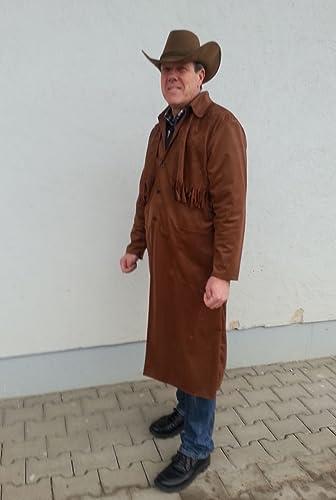 Gurimotex Kostüm Cowboymantel 58 XXXL, 58 XXXL