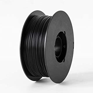 Flashforge® PLA 3D Printing Filament 1.75mm 0.5KG/Roll for Finder and Adventurer 3((Black)