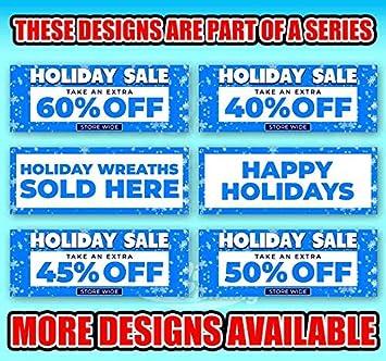 Fresh Cut Christmas Trees 13 oz Banner Heavy-Duty Vinyl Single-Sided with Metal Grommets