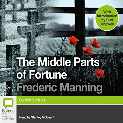 The Middle Parts of Fortune audiobook cover art