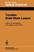 Tunable Solid State Lasers: Proceedings of the First International Conference La Jolla, Calif., June 13-15, 1984
