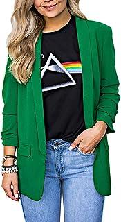 Amazon.it: Verde Giacche da abito e blazer Tailleur e