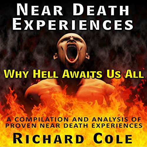 Near Death Experience audiobook cover art