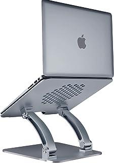 Tounee Laptop Ständer, Ergonomisch Notebook Ständer, Einstellbar Laptop Halterung Höhenverstellbar, Kompatibel für MacBook...