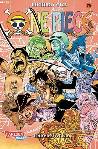 One Piece, Bd.76